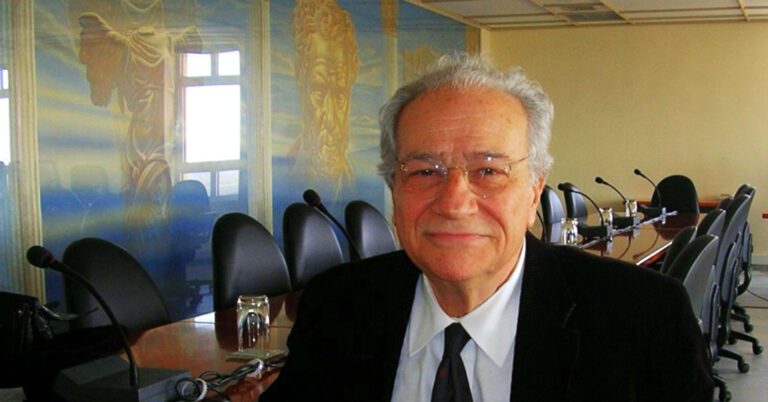 For the loss of Prof. Costas B. Krimbas